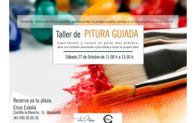 Pintura Guiada – 27 de Oct.