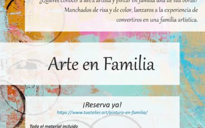 Arte en Familia – 02 de Dic.
